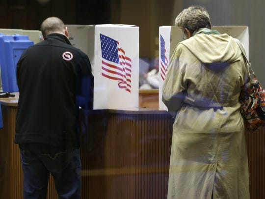 Iowa voters