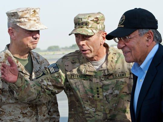 John Allen David Petraeus