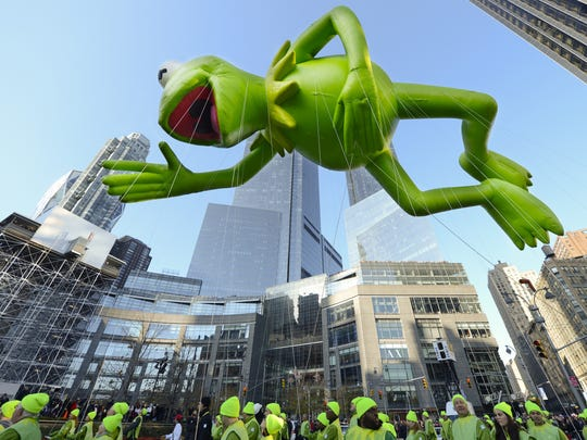 kermit frog macy's thanksgiving