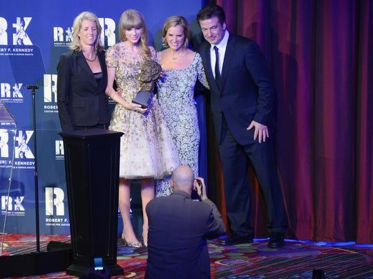 Taylor Swift Kennedy Award