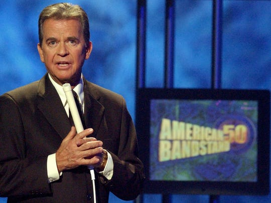 Dick clark and surfin usa