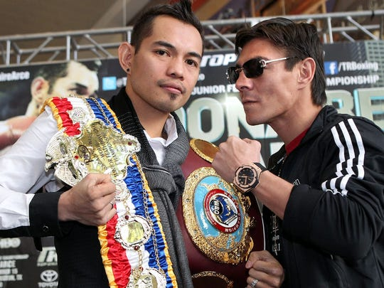 Donaire and Arce