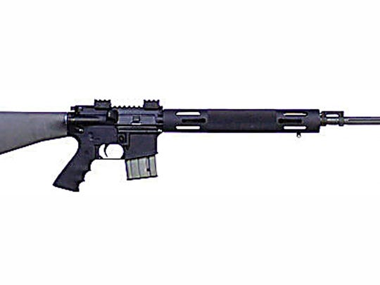 Bushmaster .223 caliber rifle