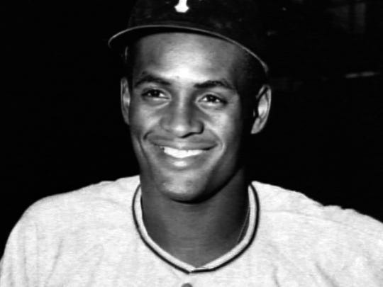 Roberto Clemente young