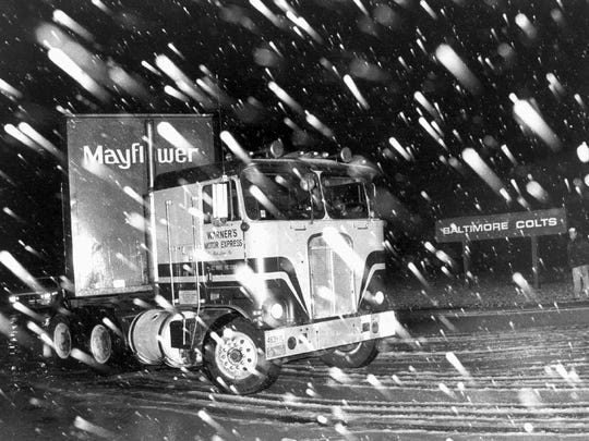 2013-01-04 Baltimore Colts moving truck