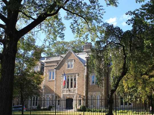 former d.c. french embassy