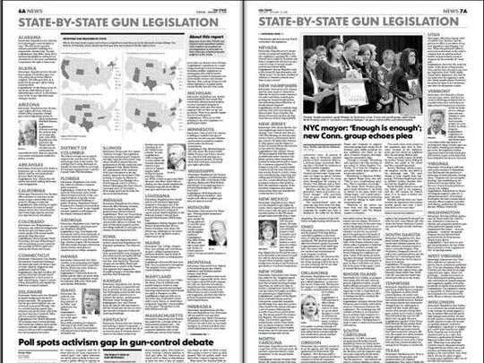 Gun law proposals