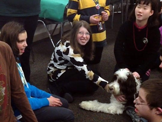 GAN THERAPY DOGS 021513