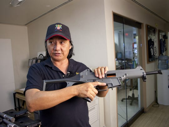 gun tourism