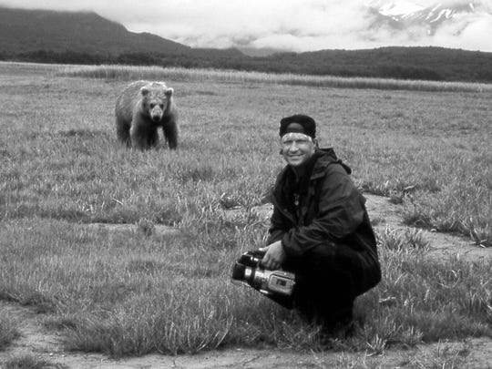 Timothy 'Grizzly Man' Treadwell