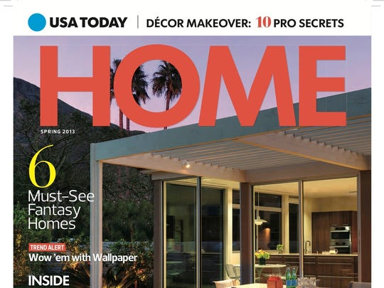 USA TODAY Home cover