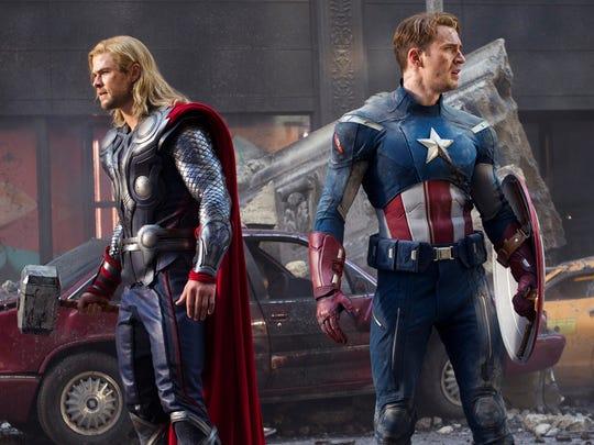 Cap Thor