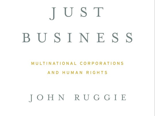 Just Business cover jacket