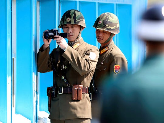 South North Korean