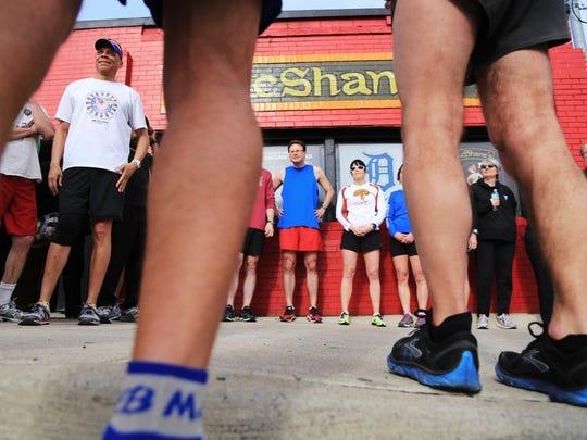 Marathon tribute