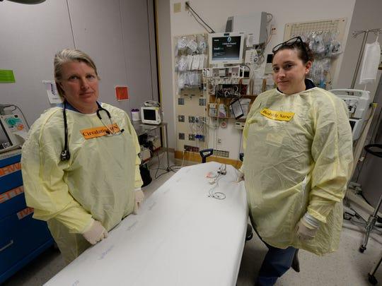 Boston nurses