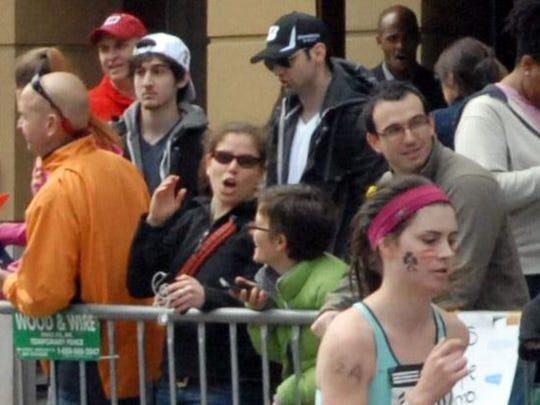 Tamerlan Tsarnaev Dzhokhar