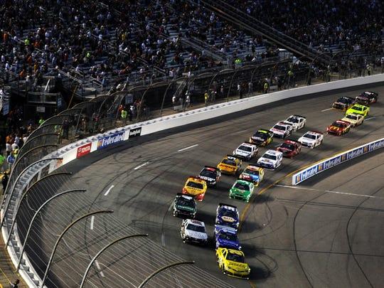 4-27-2013 richmond race night