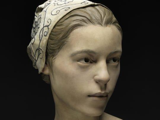 Jamestown girl