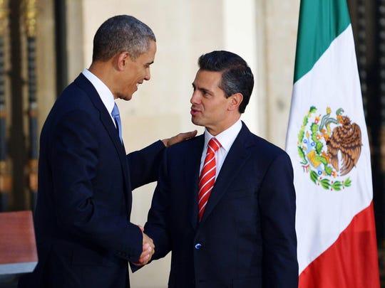 Obama Mexico President