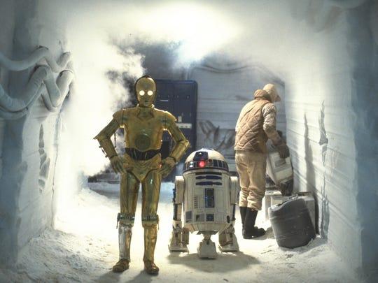 Hoth Threepio