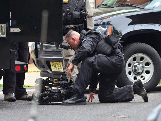 NJ swat