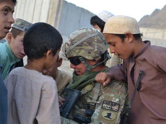 afghan trainers