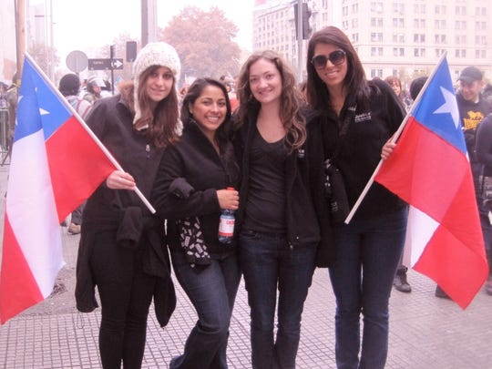 chile students law reform usa today college