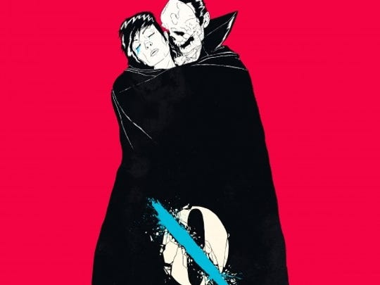 Queens of the Stone Age ...Like Clockwork album cover