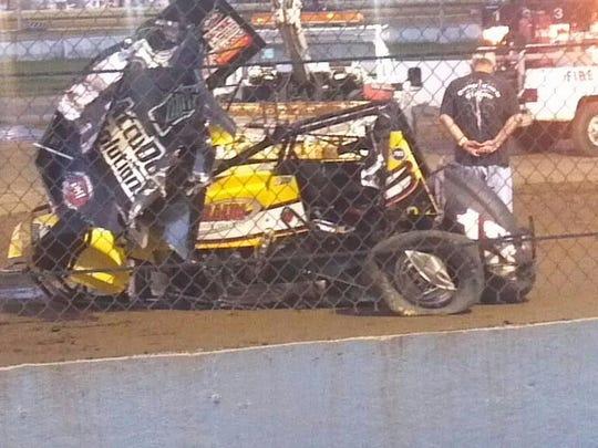 2013-06-12-jason-leffler-crash
