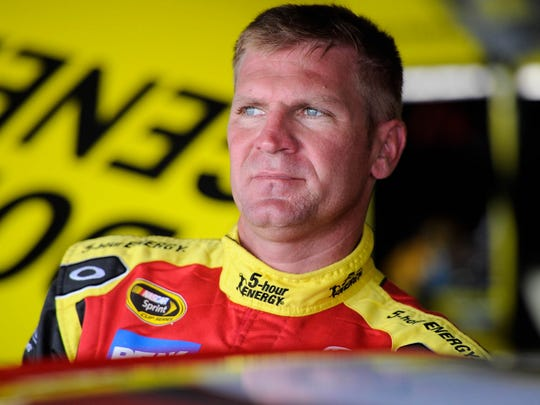 6-14-2014 clint bowyer