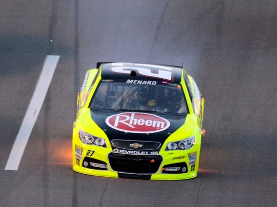 7-6-13-paul menard-daytona-car
