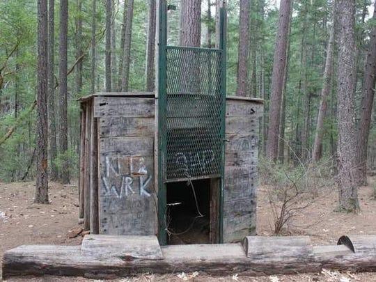 bigfoot trap