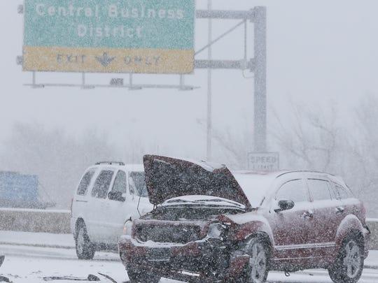 Kansas winter storm