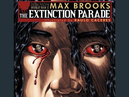 'The Extinction Parade' cover