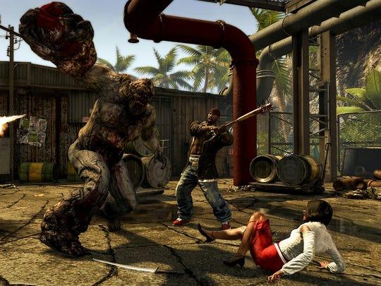 Dead Island Story Mode