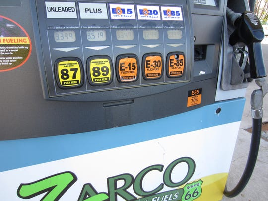 E85 Gas Stations >> AAA warns E15 gasoline could cause car damage