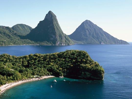 Islands Like St Lucia
