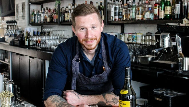 Matt Kerley is culinary director for Stand. Eat. Drink. A Hospitality Group, which includes the venues at Hotel Madrid, Movida and Jake's Deli.