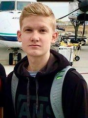 Mason Stark, from Marcos de Niza, is the Arizona Sports