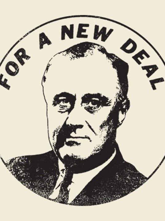 president franklin delano roosevelts new deal essay