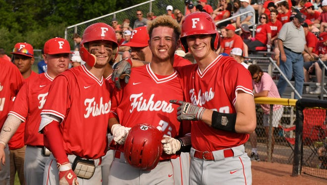 Fishers beat Noblesville 5-3 on Memorial Day for a second-straight sectional title.
