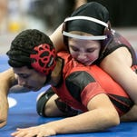 Three local female wrestlers ranked nationally