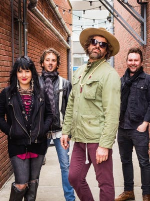 Rusted Root returns to Ithaca on Thursday for a concert at the Haunt.