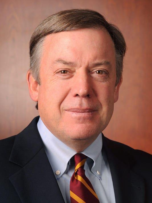 Arizona State University President Michael Crow