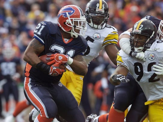 Willis McGahee rushed for 79 yards and two touchdowns,