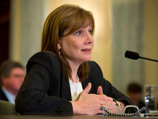 Your Say AP General Motors Recall Congress