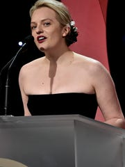 'The Handmaid's Tale' star  Elizabeth Moss at the 29th