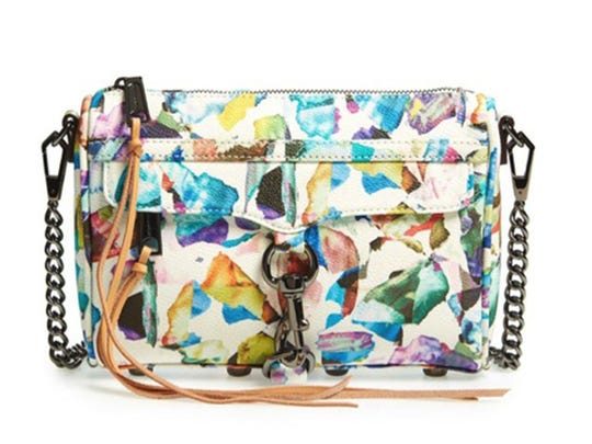 Rebecca Minkoff Mini Mac Convertible Crossbody Bag, on sale $116.98, Nordstrom (Nordstrom)
