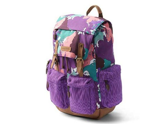 Kids Global ClassMate Backpack, $59, LandsEnd (LandsEnd)